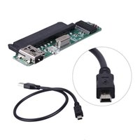 Wholesale hdd solid state resale online - quot SATA Female HDD SSD USB to Pin SATA Adapter Converter Card w Data Cable for quot SATA Hard Disk Solid State HD