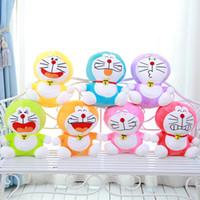 Wholesale Ragdoll Dolls - New style Doraemon plush dolls coloful plush toys Pokonyan Ragdoll for baby children kids cute gifts