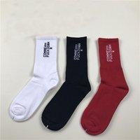 Wholesale Wholesale Ssur - High Quality Ssur Fuck Letter Print Socks Stockings Couple Socks Hip Hop Men's Long Sock Male Female Sport Socks 36-44size