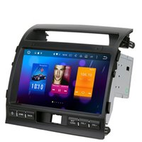 Für Toyota Land Cruiser LandCruiser LC200 Android 6.0 Octa Core Autoradio Autoradio Stereo GPS Navigation Multimedia Media System NO DVD