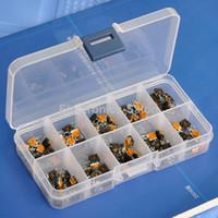 Wholesale Assorted Trim - Wholesale- Panasonic 1K to 1M ohm Side-Adjust Trimmer Potentiometer Assorted Kit. EVND 6FE