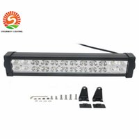 13.5Inch 72W Cree Luz LED Bar Flood Spot Combo Beam Off-Road SUV Jeep ATVs Caminhão Caminhão Caça Pesca Fishing Work Lights