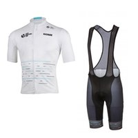 Wholesale New Sky Pro - 2017 new arrive pro team sky cycling jersey short-sleeve summer Quick-Dry Racing Bicycle ropa ciclismo cycling cloth bib pants gel pad