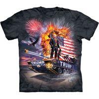 Wholesale Mountain Tee Shirts - Tops Tees Men Women t shirt The Mountain Epic Donald Trump President Make America Great Again Election Shirt Trump T-Shirt