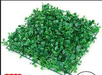 ingrosso fornitura di tappeti artificiali-200 pz Simulazione erba Crittografia artificiale stuoia di erba di plastica Artificiale erba prato turf Ripresa propsdecorations fornitura 60 CM * 40 Cm