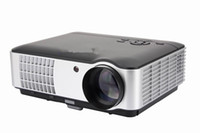 Wholesale Video Game Education - Wholesale-Home Theater RD-806 Led Projector Full HD 2800Lumens Support TV Video Games PS3 Home Cinema Video Projector 1080p Movie