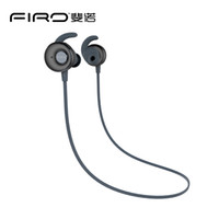 Wholesale Usb Bluetooth Headphones Mic - FIRO S5 Sport Earphone Bluetooth Earhook Earbuds Stereo Over-Ear Wireless Neckband Headset Headphone with Mic DHL Free Shipping
