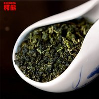 Wholesale Chinese Blood Pressure - C-WL005 Green Food 250g Chinese Taiwan Beauty Weight loss Lowering Blood Pressure High Mountains JinXuan Milk Oolong Tea