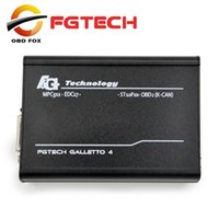 Wholesale galletto usb - 2017 Top selling FG Tech Galletto 2 Master V54 FGTech 2-Master BDM-OBD chip tuning support BDM function No limited free shipping