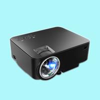 Wholesale cheap hdmi mini led projector - Wholesale- Cheap Digital Mini LED Projector 1000 Lumens 1080p Full HD Home Theater Video Beamer HDMI VGA USB AV Video Games Moives