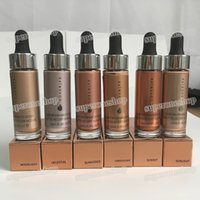Wholesale face enhancer - 10% off!Newest face highlighter makeup Glow COVER FX Custom Enhancer drops 15ml liquid Highlighters Cosmetics in stock