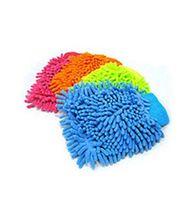 Wholesale Wholesale Microfiber Super Mitt - 200pcs Super Mitt Microfiber Car Window Washing Home Cleaning Cloth Duster Towel Gloves