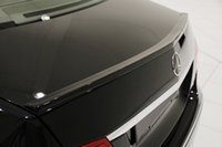 Wholesale Brabus style car spoiler car exterior PU material and free m glue fit for Benz W212 E200 e300 e260