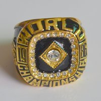 Wholesale 1986 Mets - 1986 New York Mets Baseball World Series Championship ring size 11