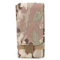 Wholesale Men Waist Sport - Water Resistant Phone Pouch Military Molle Utility Waist Bag Fanny Packs Outdoor Sports Hiker Durable Tactical Gadget Bum Bags For Men