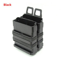 Wholesale Fast Attach - Fast Attach Mag Pouch Double Molle System Holder For 5.56 M4 Magazine