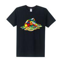 Wholesale Big Bang Theory Sheldon T Shirt - Wholesale- 2016 New Design The Big Bang theory t shirt men magic square men shirt Short sleeve men shirt Sheldon Cooper tops teesXM-027
