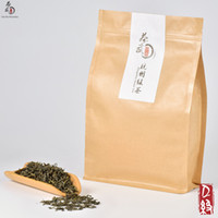 Wholesale Cha Wu D Mao Feng Green Tea g Bag China super Emei mountain tea buds Huangshanmaofeng bulk