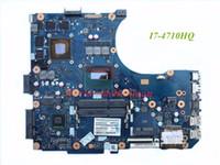 Wholesale asus motherboard i7 - High Quality MB For ASUS G551JM Laptop Motherboard N551JM REV:2.0 SR1PX I7-4710HQ N15P-GX-A2 DDR3 100% Tested