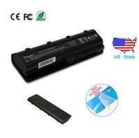Wholesale Hp G56 Battery - HP Laptop Battery AAAA+ 4500mAh 6cell battery laptop Replacement for 593553-001 593554-001 MU06 MU09 G32 G42 G42T G56 with gift US Stock