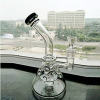 Straight Type tire bowl - Real Images Glass Bongs With Bowl Joint Size mm cm Tall Hollow Tire Perc Oil Rigs Glass Bongs Cheap Smoking Water Pipes