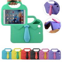 Wholesale Ipad Handheld Case - For iPad mini1.2.3.4Tie clothes Handheld EVA Foam Shockproof Case Cover