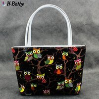 Wholesale Owl Cell Phone Bag - Wholesale- Hot sell!Owl mini handbags!Fashion PU leather lady Small messenger bag,gril Receive bag students zipper bag,Female wallet FA0869
