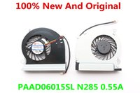 Wholesale msi cooler - Wholesale- NEW CPU Fan For MSI GE70 MS-1756 MS-1757 MS-1759 CPU COOLING FAN series notebook PAAD0615SL 3pin 0.55A 5VDC N039