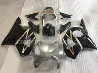 Wholesale Honda Cbr954rr Fairings - 3 gifts New ABS Fairing Kits 100% Fit For HONDA CBR954RR CBR900RR 02 03 CBR CBR900 900RR 954 954RR CBR954 RR 2002 2003 Nice Injection mold