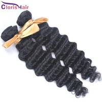Wholesale peruvian remi hair for sale - Super Hold Mix Bundles Unprocessed Curly Brazilian Deep Wave Remi Hair Weave Human Hair Extensions Fast Delivery Dip Dye DIY
