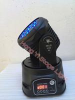 quad led bewegliche kopfwäsche groihandel-LED Spot Moving Head DMX Wash Licht 7x12W RGBW LED Quad mit erweiterten 14 Kanäle