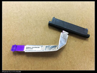 Wholesale Hp Sata Connector - Original For HP M1-V M1-V001D M1-U M1-U001DX laptop BonBon 11 450.07P04.0001 SATA HDD Connector Flex Cable