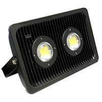 projet de lampadaire achat en gros de-BridgeLux COB LED lumière d'inondation extérieure éclairage de rue étanche LED zone extérieure lumière LED Project Project projecteurs 100W 150W 200W