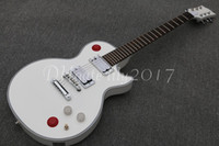 Wholesale Electric Guitars 24 Frets - 2017 Custom Shop white Switch Buckethead guitar 24 Frets Electric Guitar,Free shipping
