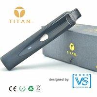 Wholesale Electronic Cigarette Best Seller - Best seller dry herb vaporizer Titan-1 vape pen vaporsource patent electronic cigarette original factory price retailer needed