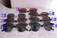 защищать диск оптовых-5 шт./лот пляжные солнцезащитные очки высокое качество мужская женская мода вождения солнцезащитное стекло UV400 защитить Италия Марка солнцезащитные очки дизайнер солнцезащитные очки