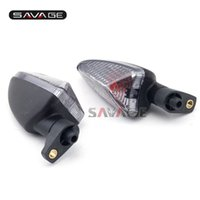 Wholesale Front Light Bmw - For BMW R1200 GS R ADV R1200GS R1200ADV R1200R Motocycle Accessories Front Rear Blinker Turn Signal Light Indicator Lamp Smoke