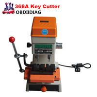Wholesale Lexus Key Cutting - 368A Key Cutting Duplicated Machine Locksmith Tools Key Machine 200W 368 A Key Cutting Machine