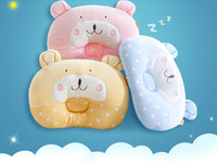 Wholesale Nine Years Old - children pillow baby one to nine years old soft comfortable cotton siesta cute setting neck guard multicolor optional