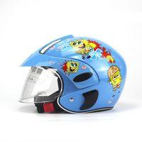 Wholesale Motorcycle Helmets For Kids - TKOSM 2017 Children's Motocross Motorcycle Motor Helmet Winter Warm Comfortable Motos Protective Safety Helmets For Kids 3~9 years old