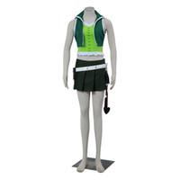 peri kuyruğu lucy kılık toptan satış-Peri Kuyruk Lucy Heartphilia kıyafet cosplay kostümleri