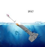 Wholesale Dual Clean Toothbrush - Rechargeable Sonicare electric toothbrush ultrasonic TB1206 Dual Clean Electric Toothbrush tooth Deep Clean Teeth Whitening