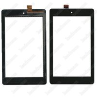 Touch Screen Glass Digitizer Remplacement pour Kindle Fire HD6 Pw98vm Touch Panel Livraison gratuite