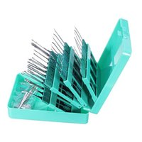 Wholesale House Locksmiths - 10pcs lot House locksmith tool KLOM 32 pin lock pick tools hardbacks KLOM 32pin lockpick tools H086