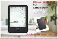 Wholesale Ebook Eink - Wholesale- Original ONYX BOOX C67ML Carta E book+case with 3000mAH lithium battery Touch Eink Screen EBook Reader 8G WIFI Frontlight