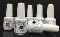 Wholesale Color Soak - Multi color Item Honeygril Gelish led uv gel Nail Polish Soak Off nail gel lacquer varnish gelish 233-Color 15ml supply from free shipping