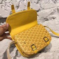 Wholesale Ladies Doctor Bag - Top Quality Fashion france style designer men women lady famous luxury shoulder bag messenger bag