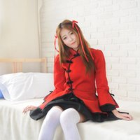 Wholesale Games Loads - Cosplay Women Halloween Japanese Role Cosplay Maid Service Uniforms Lovely Maids Loaded with Diffuse Dress Stage Clothing Temptation