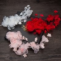 Wholesale Trendy Touch - headpiece flowers real touch flowers bridal hair accessories bridal headpieces crowns headpieces for wedding headdress accessories