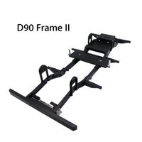 Wholesale Rc Crawler Kit - New 1:10 RC Crawler RC4WD Gelande II Defender D90 Metal Chassis Kit D90 Frame Parts